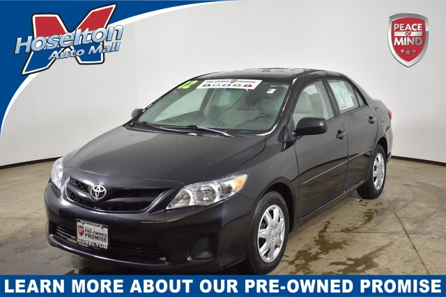 Pre-Owned 2012 Toyota Corolla L