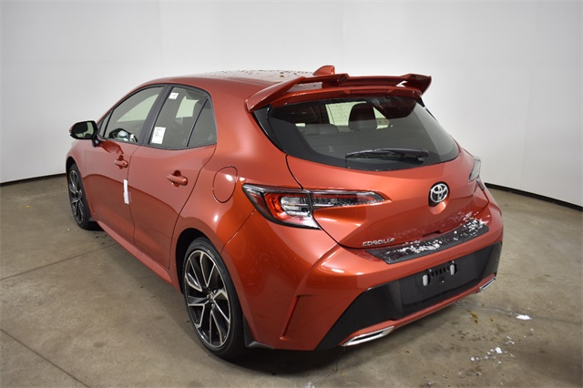 New 2019 Toyota Corolla Hatchback Xse 5d Hatchback In East Rochester