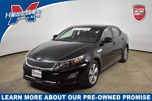 Pre Owned 2016 Kia Optima Hybrid Ex