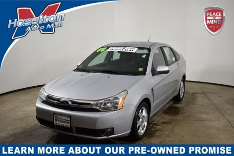 Pre-Owned 2008 Ford Focus SES