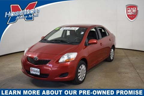 Pre-Owned 2011 Toyota Yaris