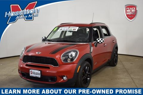 Pre-Owned 2014 MINI Cooper S Countryman